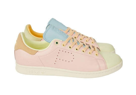 Palace Skateboards Takes A Page Out Of Raf Simons' Book With adidas Stan Smith Collaboration