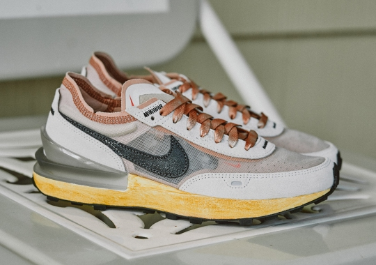 The Nike Waffle One Whitaker Group Exclusive Releases At Social Status On February 26th