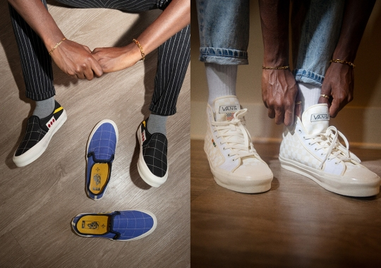 Taka Hayashi Draws From Formula One Racing With His Latest Vault By Vans Collection
