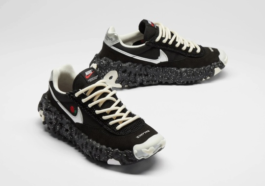 """Where To Buy The UNDERCOVER x Nike Overbreak """"Black"""""""