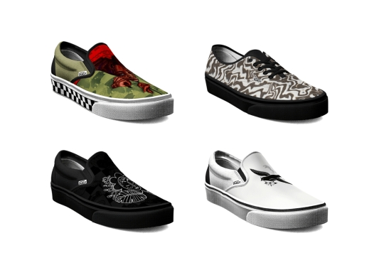 Vans Taps Rising Artists To Celebrate Black History Made Daily