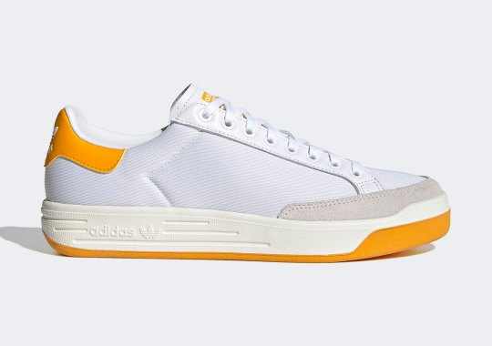 """adidas Is Set To Deliver The Rod Laver In """"Team Collegiate Gold"""""""