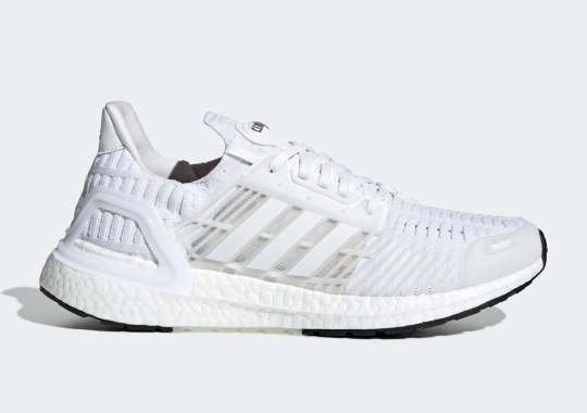 adidas Merges The Ultra Boost With ClimaCool Uppers