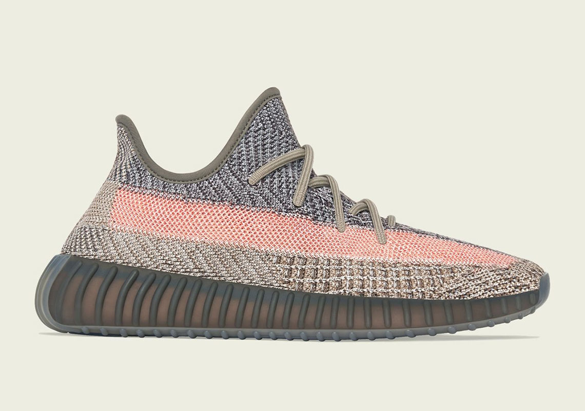 "The adidas Yeezy Boost 350 v2 ""Ash Stone"" Releases Tomorrow"