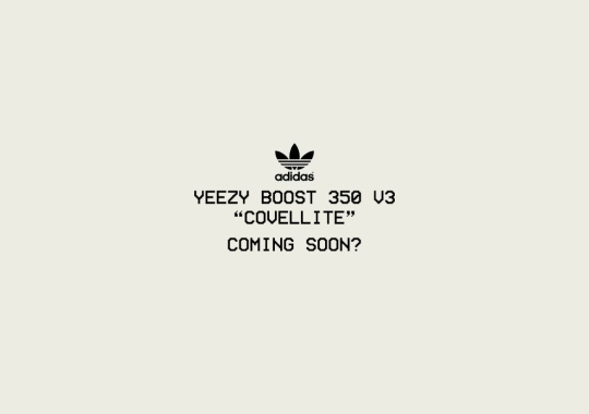 Is The adidas Yeezy Boost 350 V3 Debuting In March?