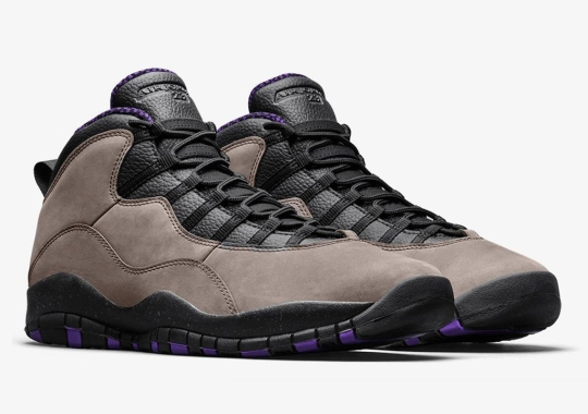 "First Look At The Air Jordan 10 ""Dark Mocha"""