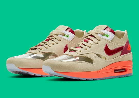 "CLOT x Nike Air Max 1 ""Kiss Of Death"" Confirmed To Return"