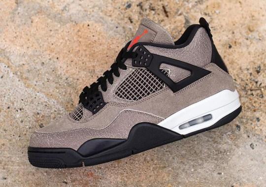 "The Air Jordan 4 ""Taupe Haze"" Releases Tomorrow"