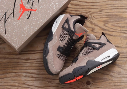 "Where To Buy The Air Jordan 4 ""Taupe Haze"""