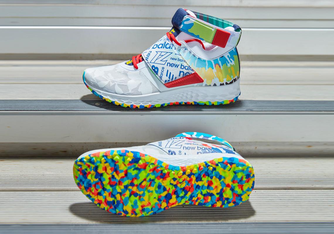 New Balance Lindor 1 Release Date | SneakerNews.com