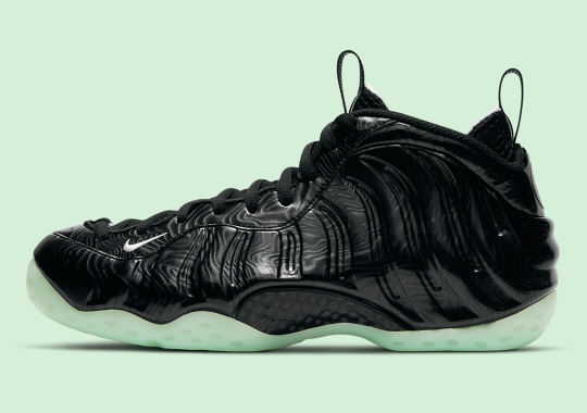 "Official Images Of The Nike Air Foamposite One ""All-Star"" For 2021"