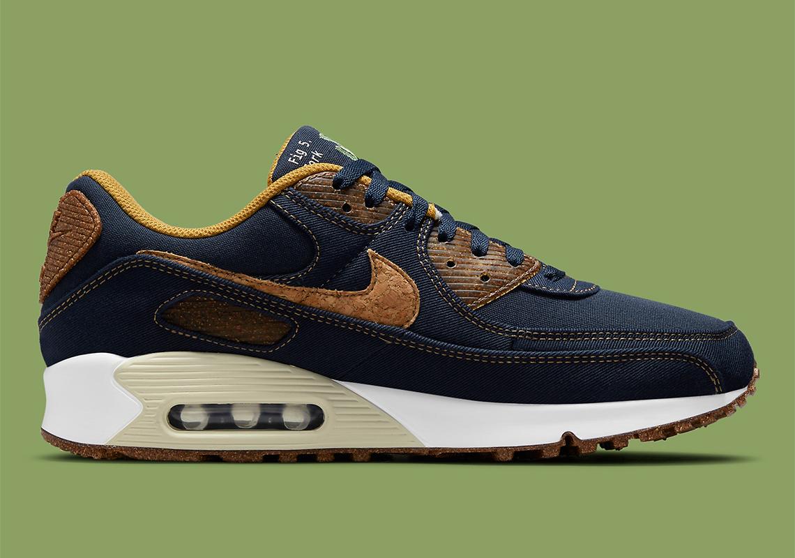 Nike Air Max 90 Cork DD0385-400 Release Date | SneakerNews.com