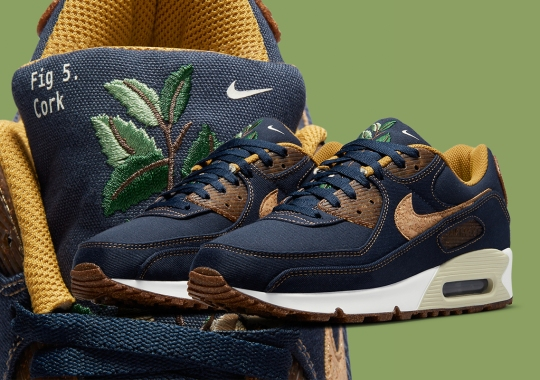The Nike Air Max 90 Returns With A Third Cork-Inspired Colorway