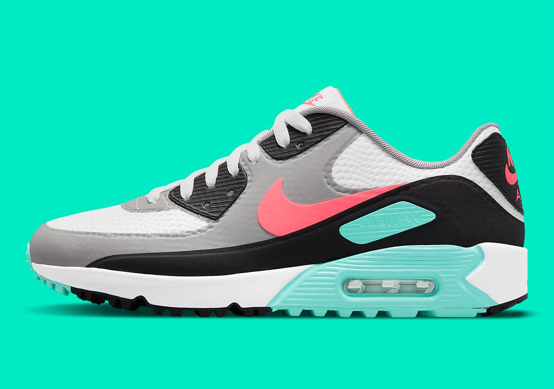 Nike Air Max 90 Golf South Beach CU9978-133 | SneakerNews.com