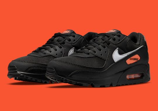 The Nike Air Max 90 Appears In San Francisco Giants Colors