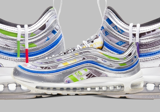 Upcoming Nike Air Max 97 Details The Engineering Of The 97 Air Bubble