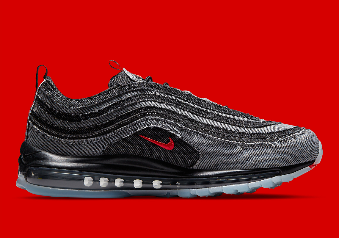 Nike Air Max 97 Dark Smoke Grey Denim DJ4643-070 | SneakerNews.com