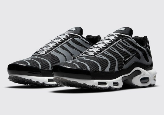 Nike Streamlines The Air Max Plus With Uni-Layer Upper And Grind Soles