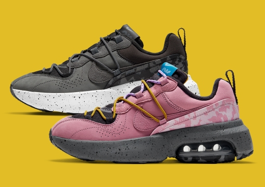 The Women's Nike Air Max Viva Presented In Hiking-Ready Options With Wide Lacing