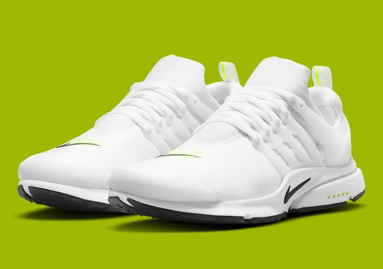"""The Nike Air Presto Joins The Spring 2021 """"Just Do It"""" Pack"""