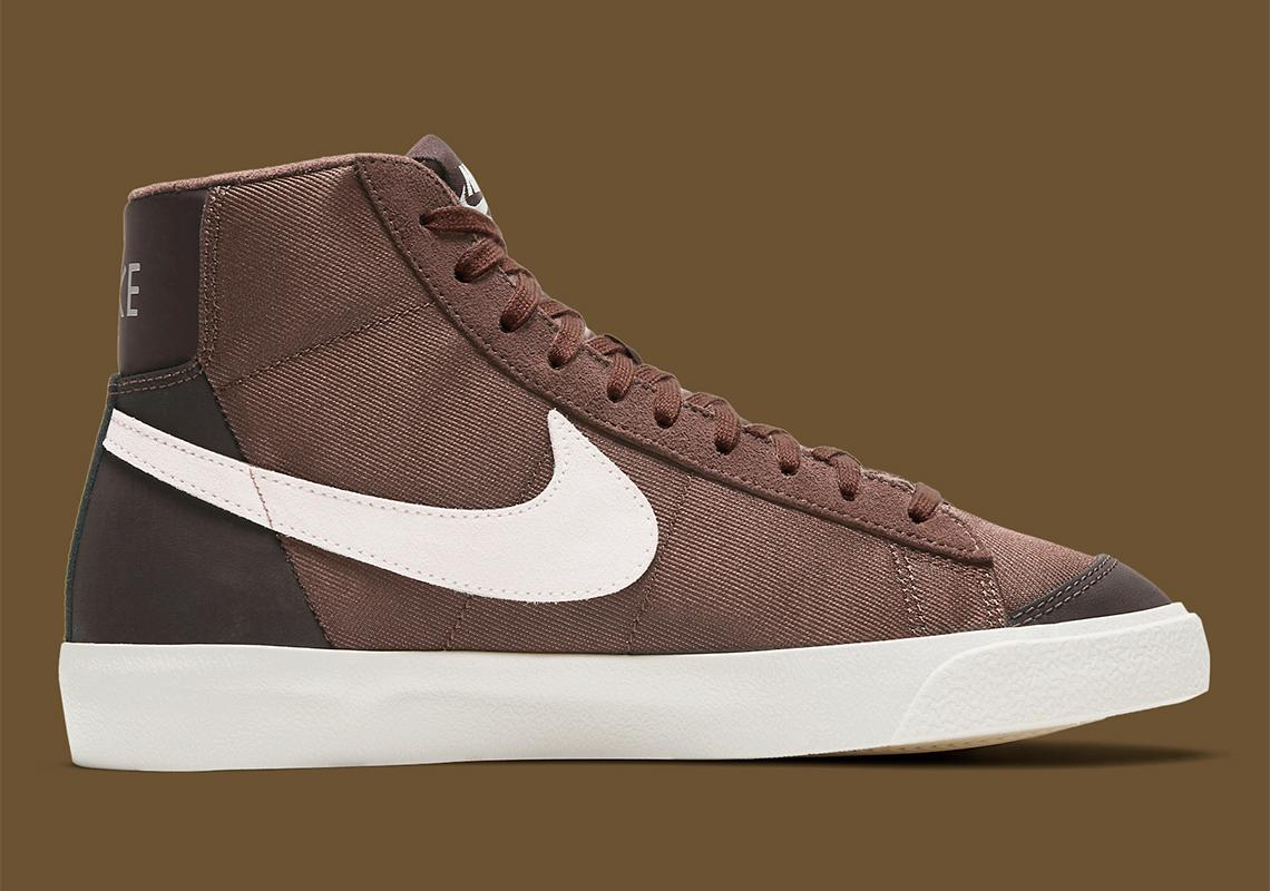 Nike Blazer Mid 77 Coffee DD5332-244 | SneakerNews.com