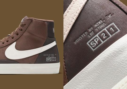 "Nike Freshly Brews The Blazer Mid '77 ""Coffee"""