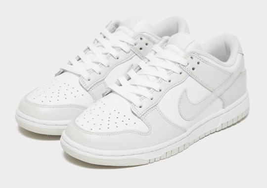 "Nike Dunk Low WMNS ""Photon Dust"" Heavy In Neutral Tones"