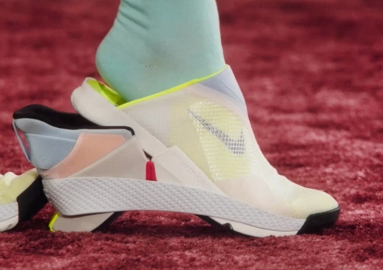 Nike Officially Unveils The Go FlyEase, Its First Truly Hands-Free Shoe