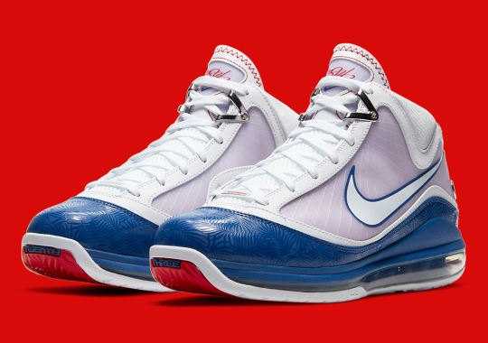 Nike To Release A LeBron 7 In LA Dodger Colors