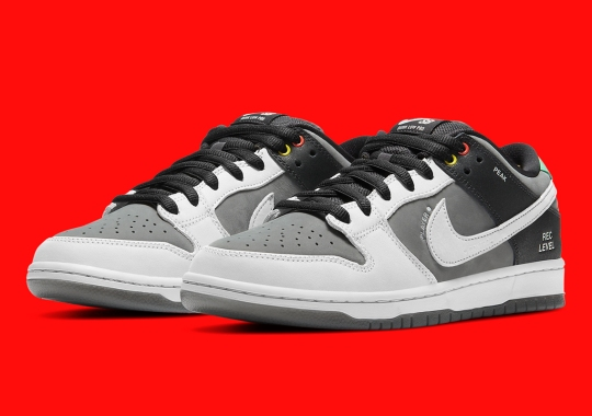 Nike SB Honors The VX1000 Camcorder With Upcoming SB Dunk Low