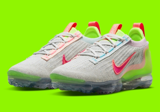 The Nike Vapormax Flyknit 2021 Reveals A Slightly Altered Upper