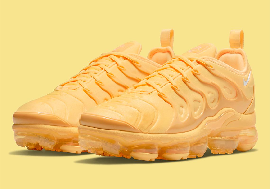Nike Vapormax Plus Yellow DJ5993-800 | SneakerNews.com
