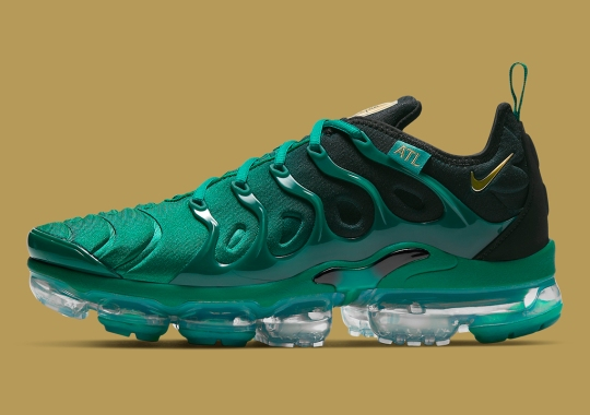 "Atlanta Joins The ""City Special"" Pack In The Form Of The Nike Vapormax Plus"