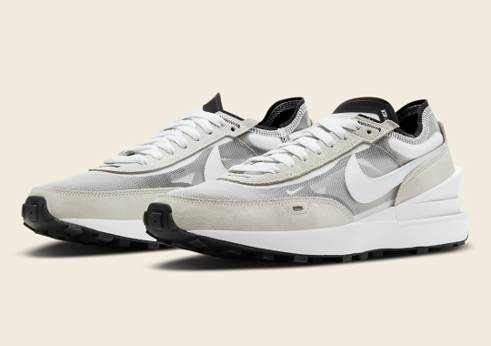 A Crisp Summit White Option For The Nike Waffle One Is Confirmed