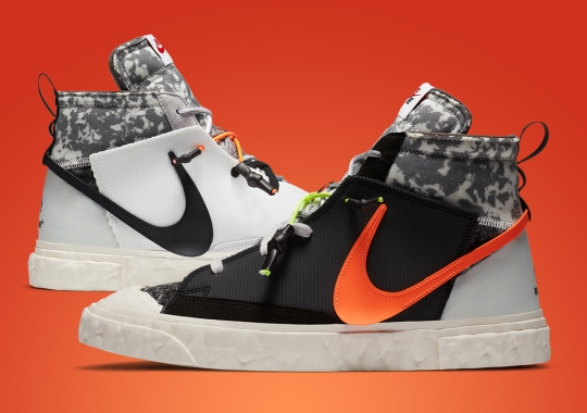 READYMADE Confirms Release Dates For Both Upcoming Nike Blazers