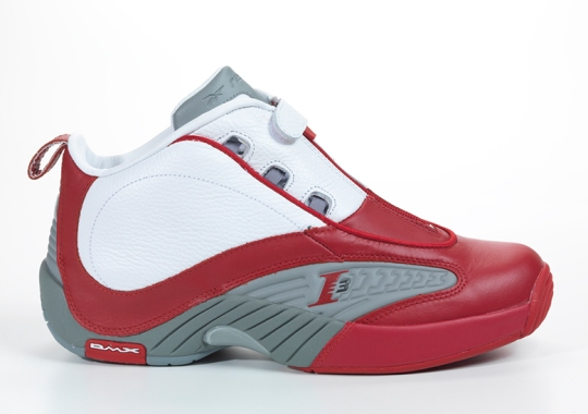 Allen Iverson's Reebok Answer IV OG Set For A Return In March