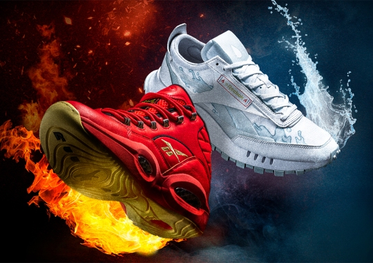 Hot Ones And Reebok Deliver The Spice And Relief With Latest Collaboration