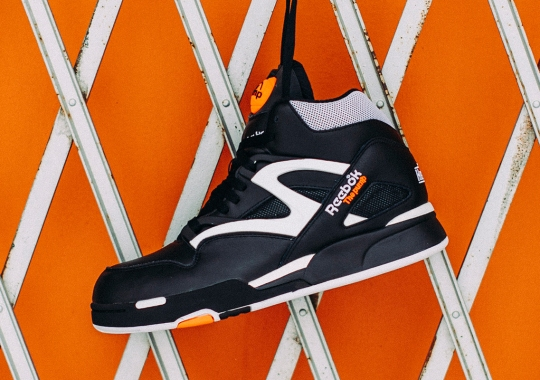 The Reebok Pump Omni Zone II, The Co-Star Of Dee Brown's Game-Changing Dunk Contest, Is Back