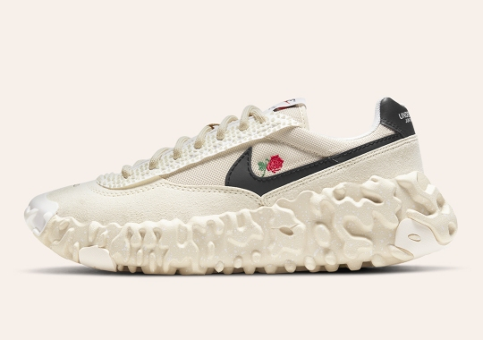 """Where To Buy The UNDERCOVER x Nike Overbreak """"Fossil"""""""