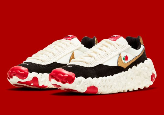 A Third UNDERCOVER x Nike Overbreak Appears