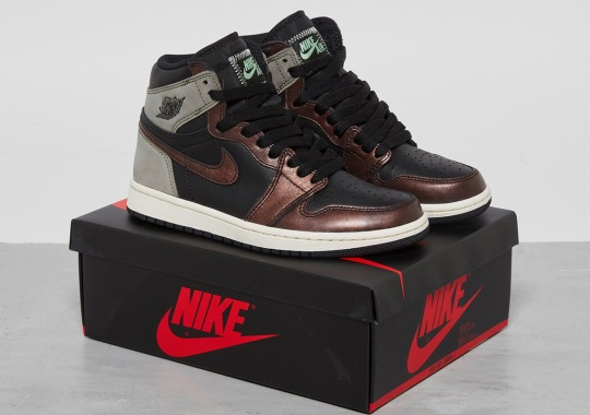 """The Air Jordan 1 """"Patina"""" Might Be Releasing On March 13th"""