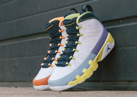 """The Air Jordan 9 WMNS """"Change The World"""" Releases On March 31st"""