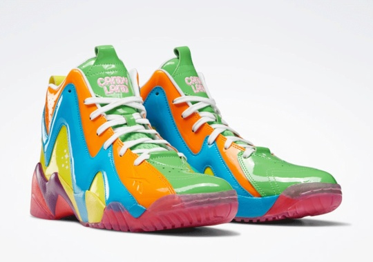 Candy Land x Reebok Kamikaze II To Release On April 23rd
