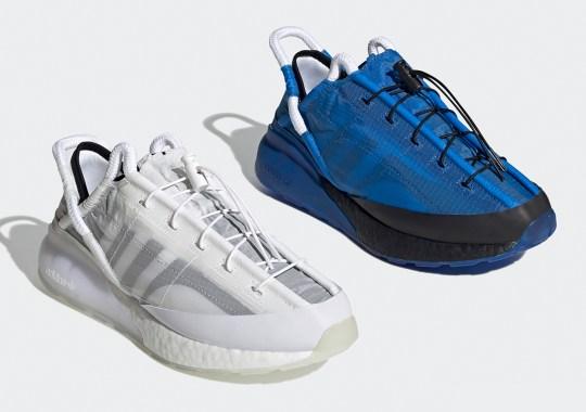 Craig Green's adidas ZX 2K Phormar Sees Lightweight Nylon Exteriors