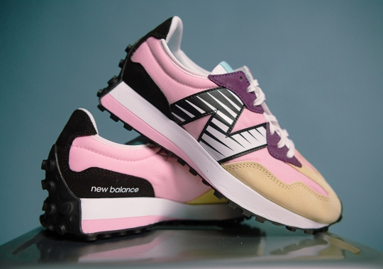"""New Balance And Foot Locker Launch """"NB Collective"""" With Two Exclusive 327 Drops"""