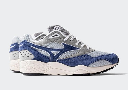 Mizuno Sportsyle Re-issues 1995's Contender S For The First Time