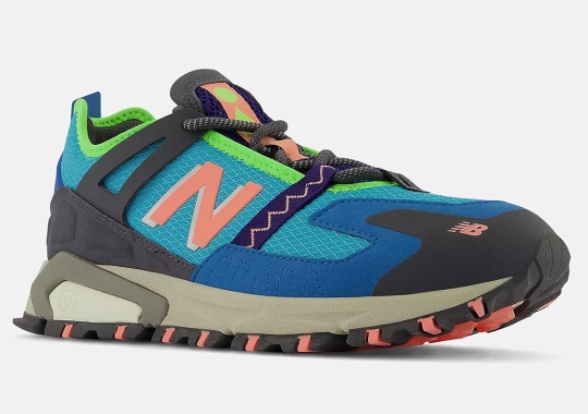 "The New Balance X-Racer Trail ""Virtual Sky"" Is Available Now"