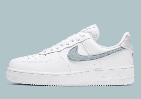 "Nike Drops An Air Force 1 Low ""Glacier Ice"" For Women"
