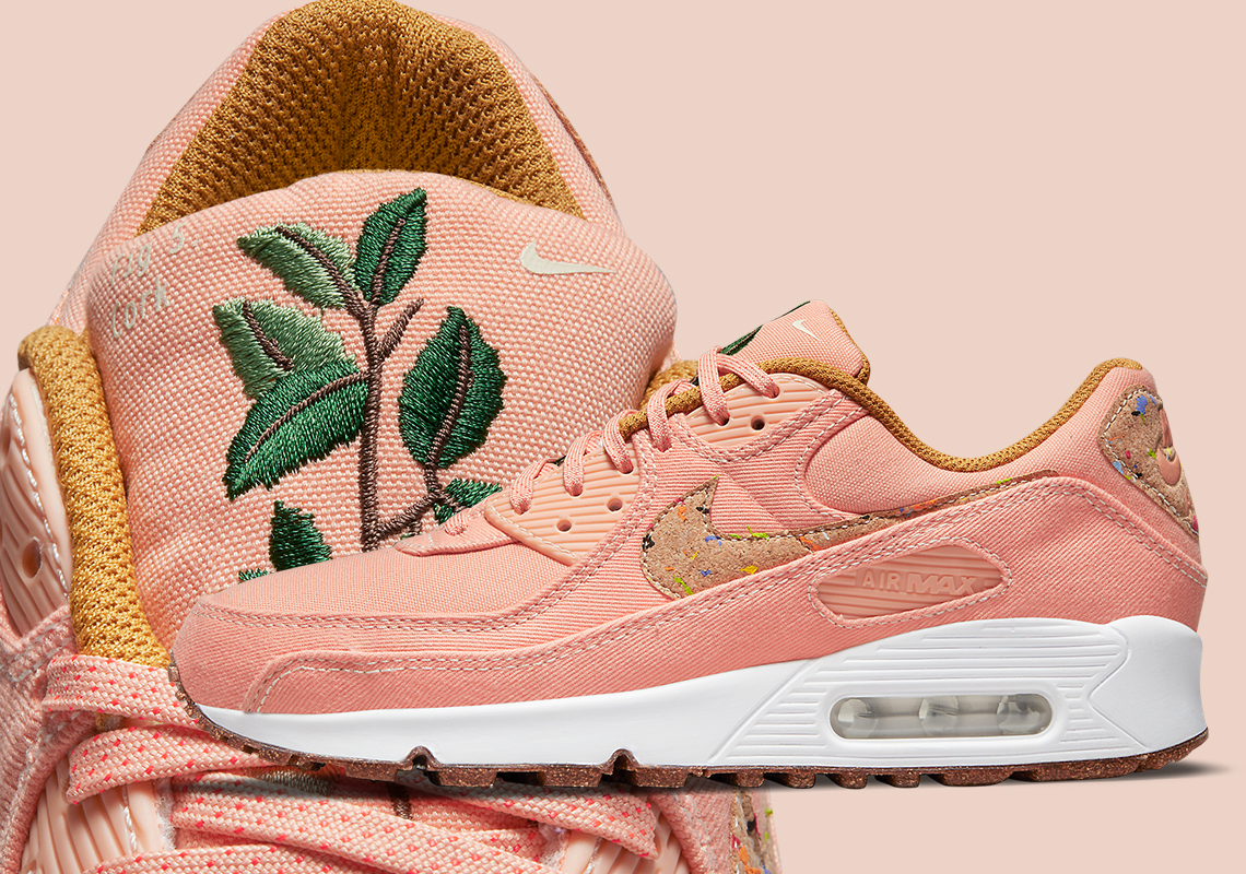 Nike Air Max 90 Cork Pink DD0384-800 Release Info | SneakerNews.com