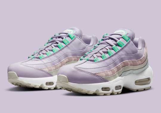 The Nike Air Max 95 Prepares For Easter With Full Pastels